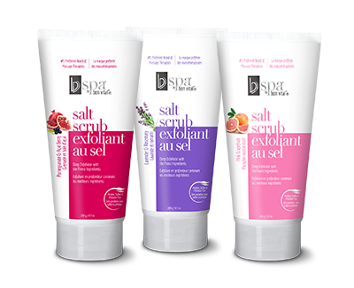 Salt Scrubs Family