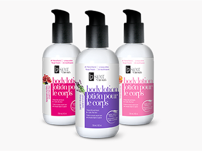 Body Lotion Family